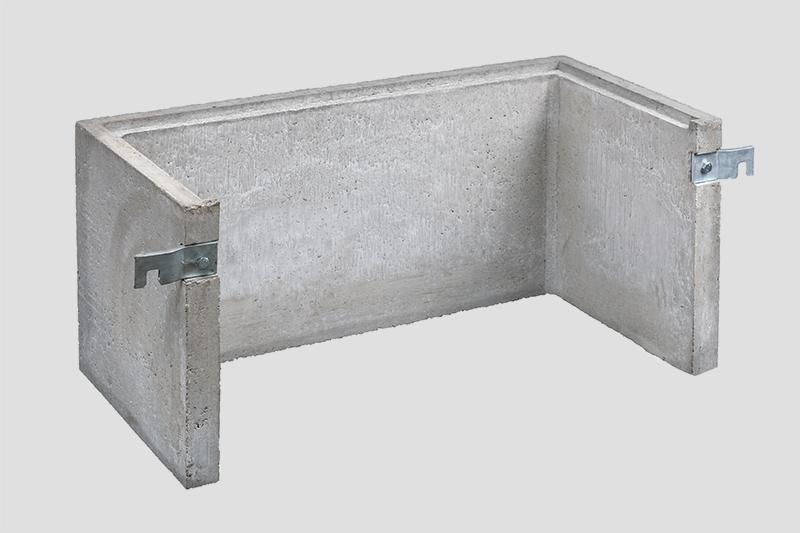 lichtsch chte j ger beton. Black Bedroom Furniture Sets. Home Design Ideas