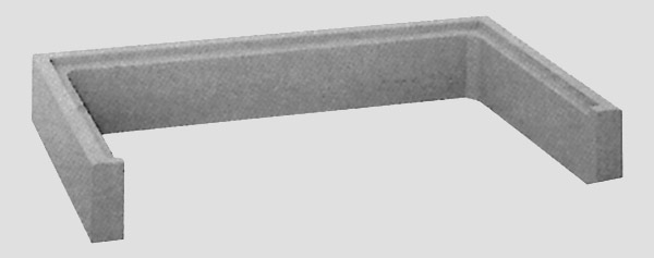 Extrem Lichtschächte – Jäger Beton LC84